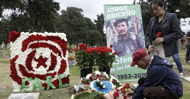 UN ends disarmament in Colombia as FARC honors slain rebel