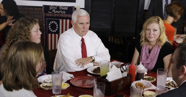 VP Pence to flex fundraising muscle for Republicans