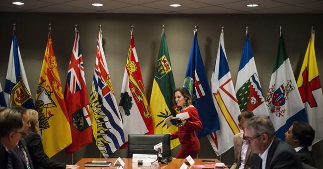 Third round of NAFTA talks opens in Canada