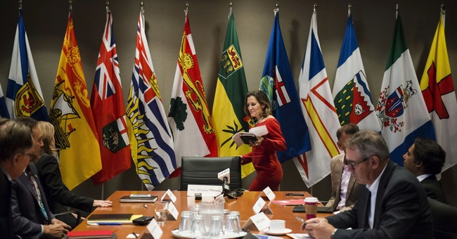 Third round of NAFTA talks opens in Canada