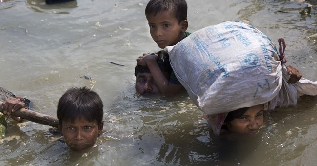 10 photos from Bangladesh camps, 10 stories of desperation