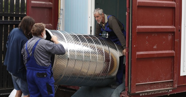Move over, Bud: Czech firm makes DIY backyard breweries