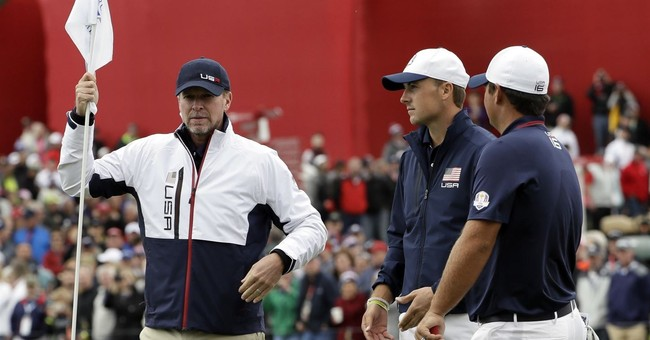 International team motivated by Presidents Cup failure