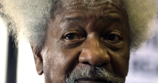 On the road: Nobel laureate Soyinka to teach in South Africa