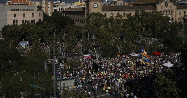 Catalonia's separatists defy Spain with ballots for vote
