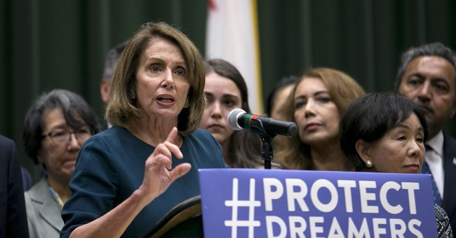 Pelosi trusts Trump to keep his word on young immigrants
