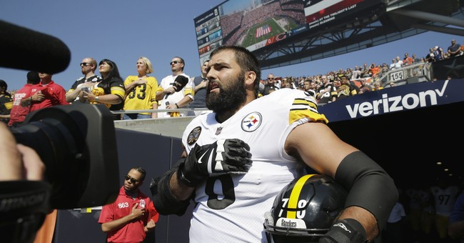 Steelers tackle Villanueva: mix up led to anthem flap