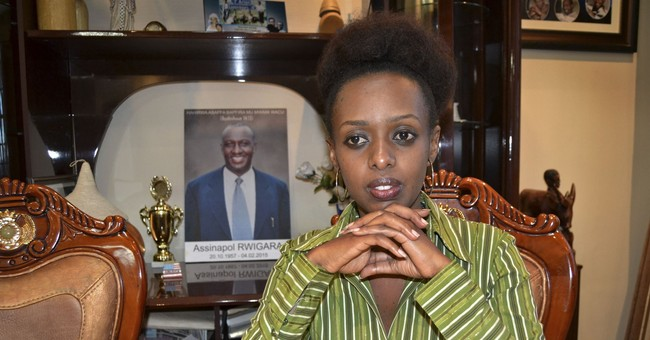 Former Rwandan presidential aspirant Rwigara is arrested