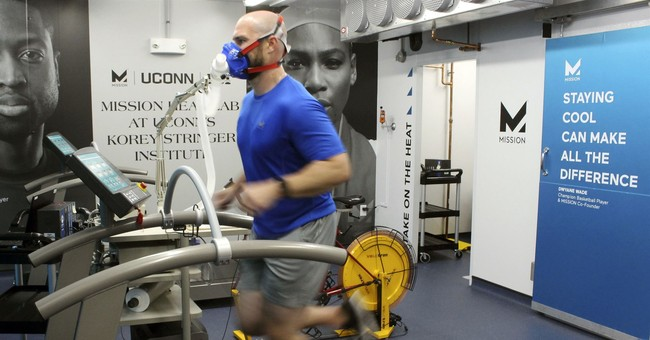 New heat lab at UConn will test limits of athletes, soldiers