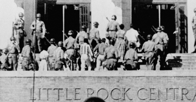 Segregation lingers in US schools 60 years after Little Rock
