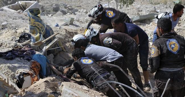 Airstrikes hit Syria's Aleppo despite ceasefire