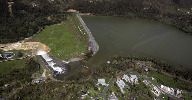 The Latest: DOE assessing Puerto Rico's power grid damage