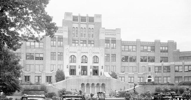 Segregation lingers in US schools 60 years after Little Rock