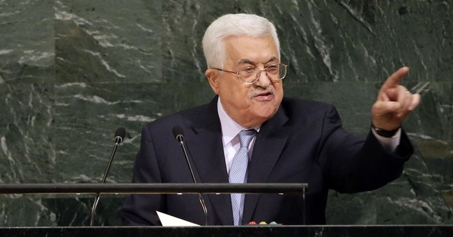 Palestinian leader tries to put Trump on notice with warning