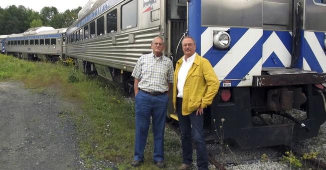 Energy entrepreneur hopes to bring commuter rail to Vermont