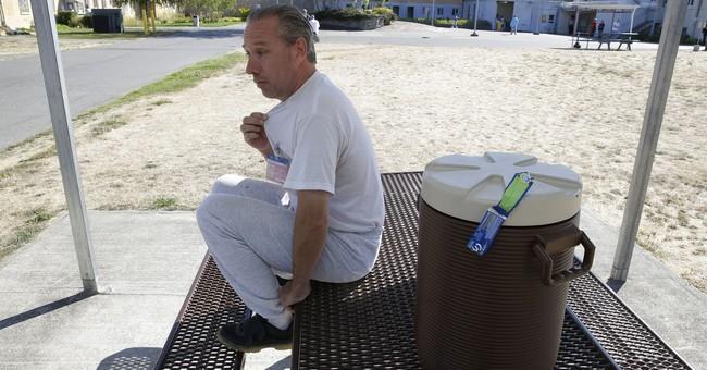 APNewsBreak: Sex offenders blame island's water for deaths