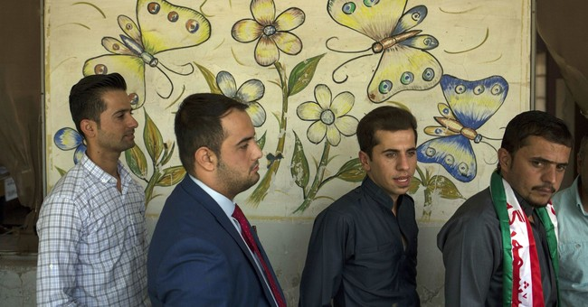 A look at the Kurds, a stateless nation in a restive region