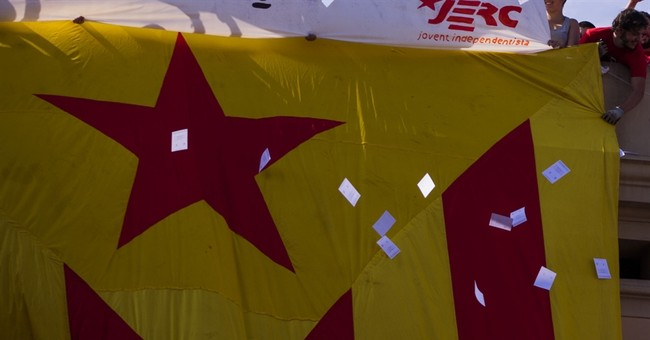 Countdown begins to Catalonia independence bid