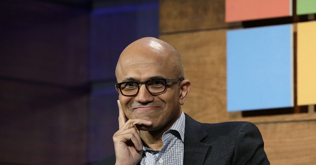 Satya Nadella aims to make Microsoft mighty - and mindful