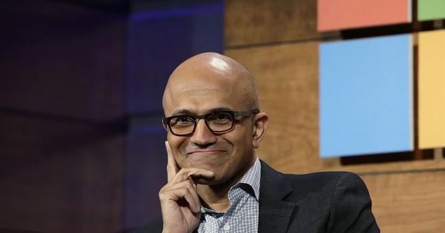Satya Nadella aims to make Microsoft mighty - and mindful