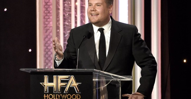 James Corden returns to host Hollywood Film Awards