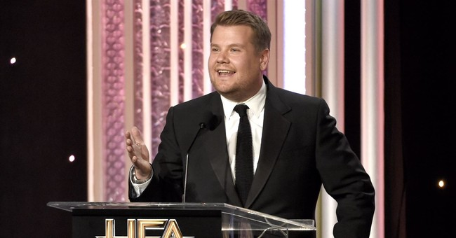 James Corden returns to host Hollywood Film Awards