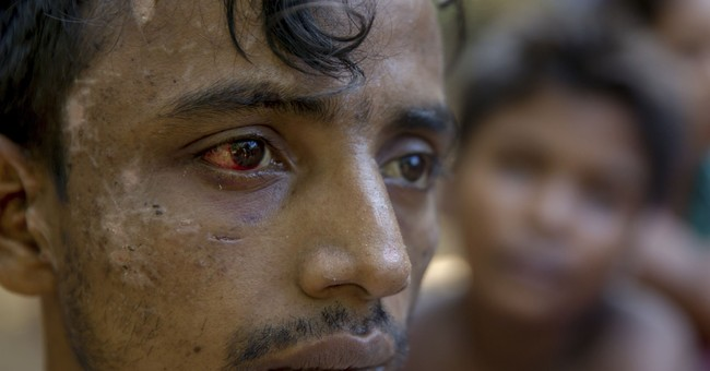 Myanmar officials: Insurgents killed 45 Hindu villagers