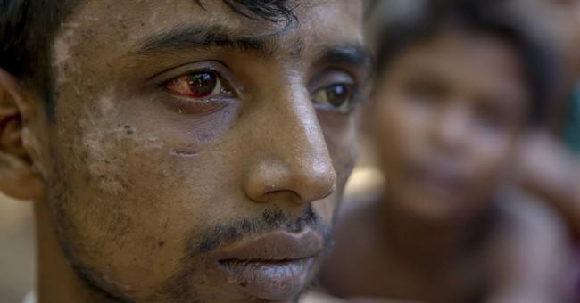 Myanmar officials: Insurgents killed 45 Hindu villagers