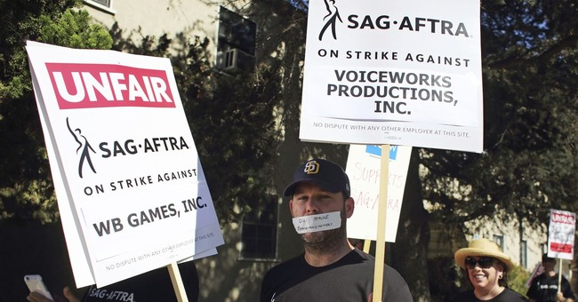 Agreement reached to end strike by video-game voice actors