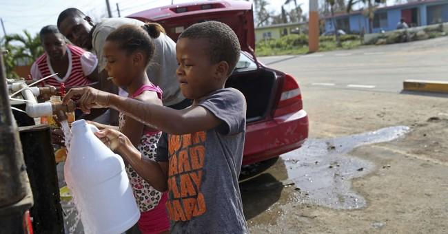 House speaker promises aid for Puerto Rico hurricane victims
