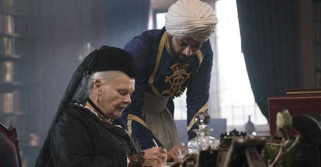 Review: 'Victoria & Abdul' illuminates only half the title
