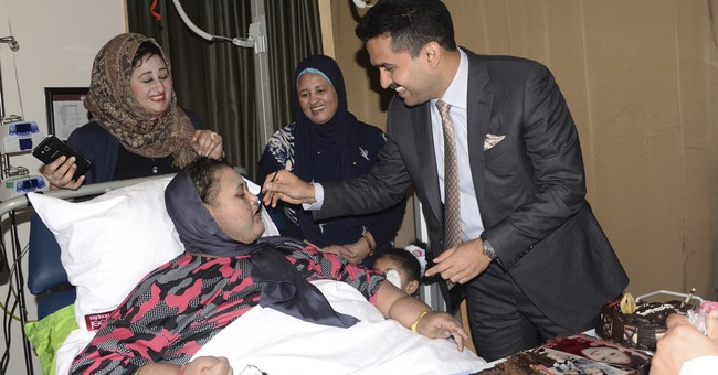 Egyptian once known as 'world's heaviest woman' dies in UAE