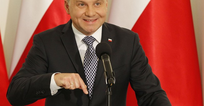 Polish president sets out own changes to court, constitution