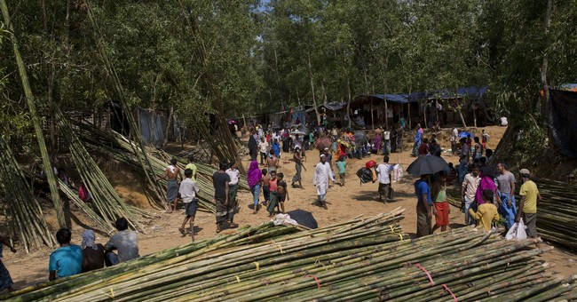 'Too many people': Refugee influx worries Bangladesh town