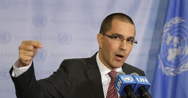 Venezuela: Trump acted like 'the world's emperor' at UN
