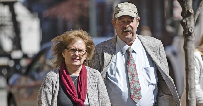 Trooper's widow sues sniper's parents for son's actions