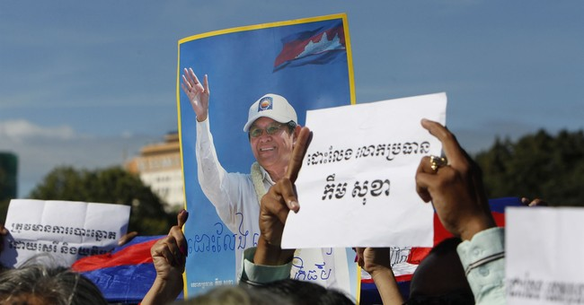 Cambodia court denies bail for opposition leader
