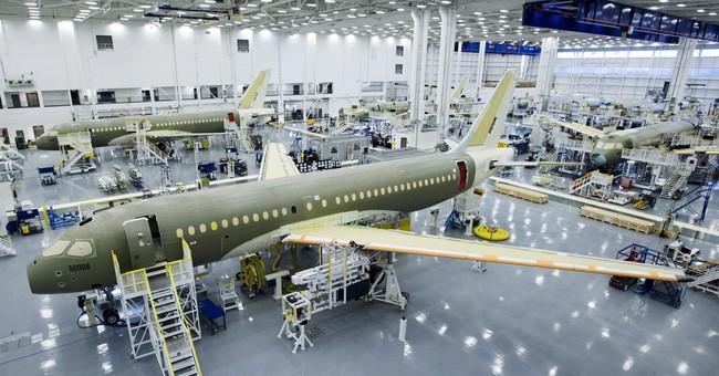 US slaps 220 percent duty on Canada's Bombardier jets