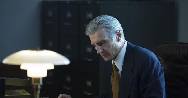 Liam Neeson sees parallels between Trump, Nixon eras