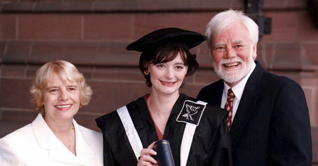Actor Tony Booth, father-in-law of Tony Blair, dies at 85