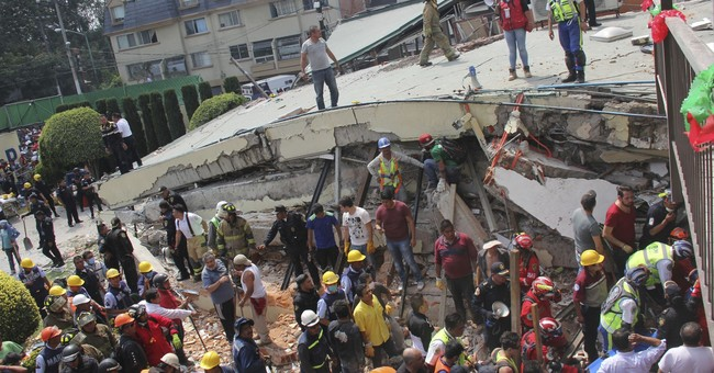 The Latest: Mexico earthquake death toll jumps by 10 to 355