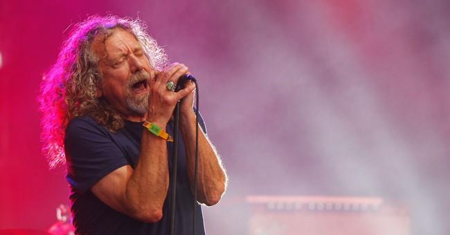 Robert Plant releases new track, announces 2018 tour