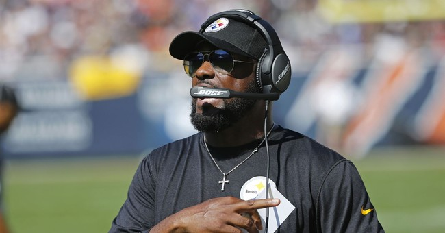 Chief resigns after labeling Steelers' Tomlin with slur