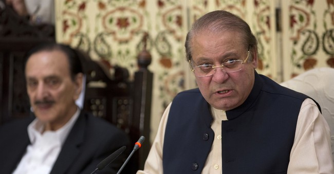 Pakistan ex-PM criticizes judiciary for his disqualification
