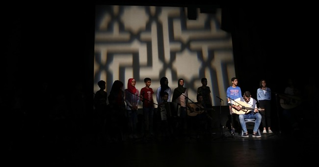 Syrian children in Lebanon find music school away from home