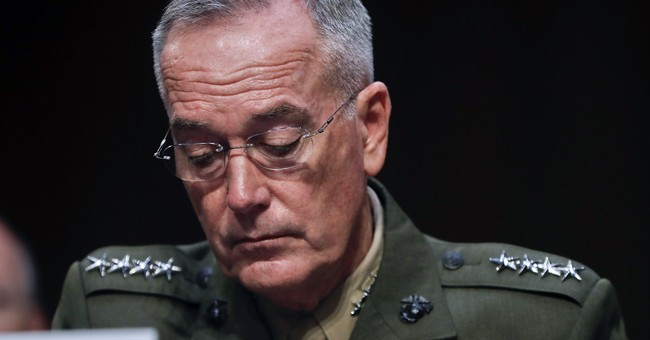 Committee approves Dunford for second term as top US officer