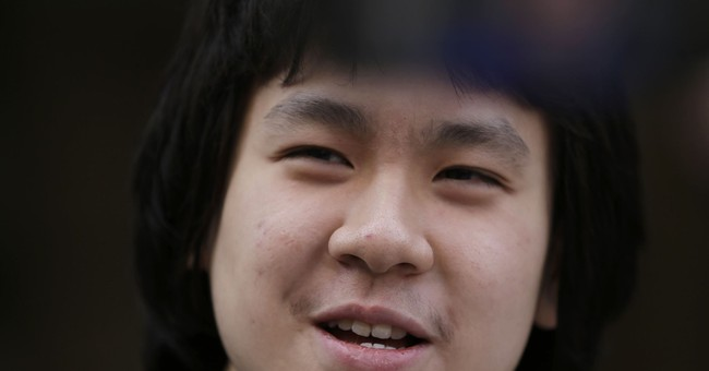 Singapore teen granted asylum released from US custody