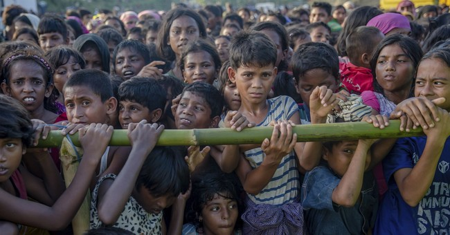 Bangladesh plans separate shelters for Rohingya children