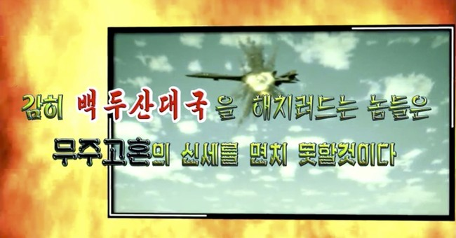 Experts: NKorea lacks ability, intent to attack US planes