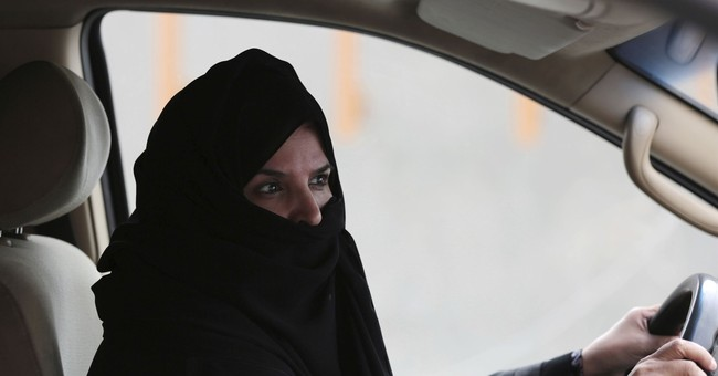 The Latest: UN head welcomes Saudi move letting women drive